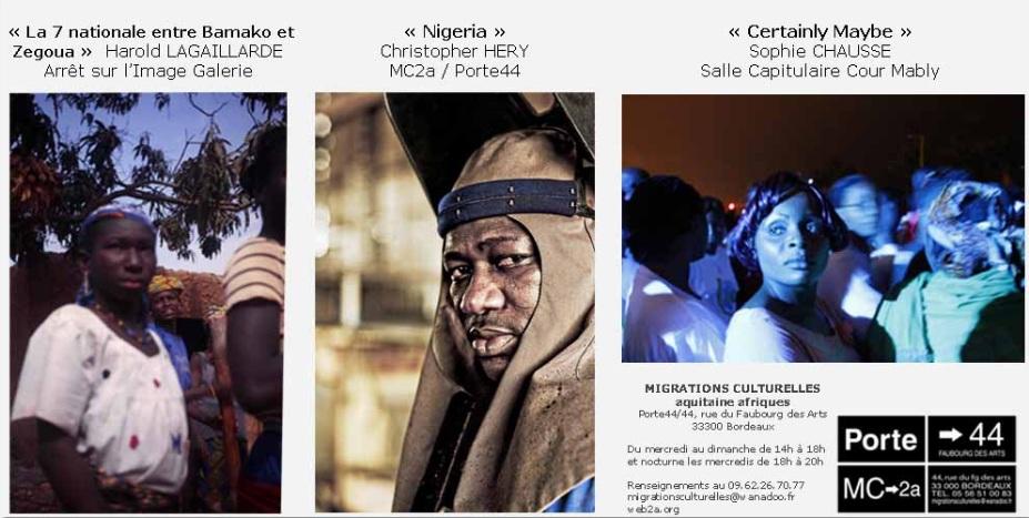 Parcours Culturel Afriques