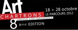 Arts Chartrons 2012 logo